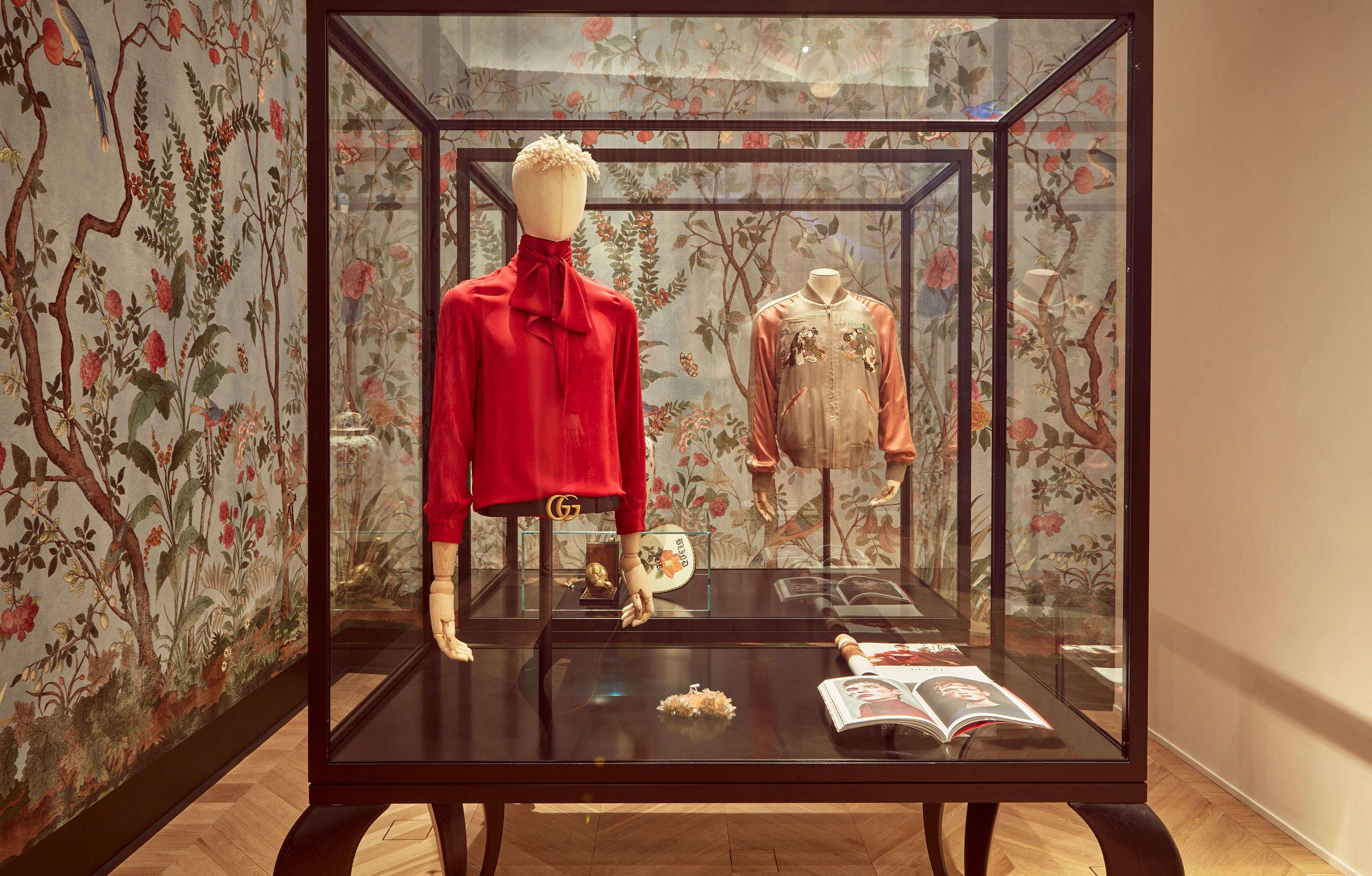 "Alessandro Michele inaugura ""Gucci Garden"" en Florencia"