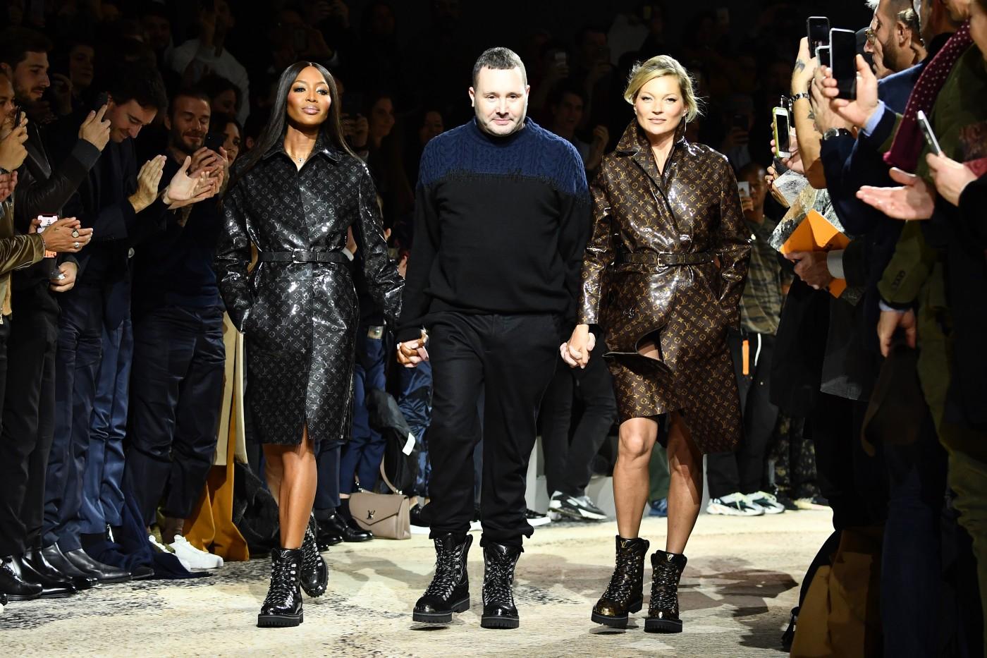 Los 7 años de Kim Jones para Louis Vuitton