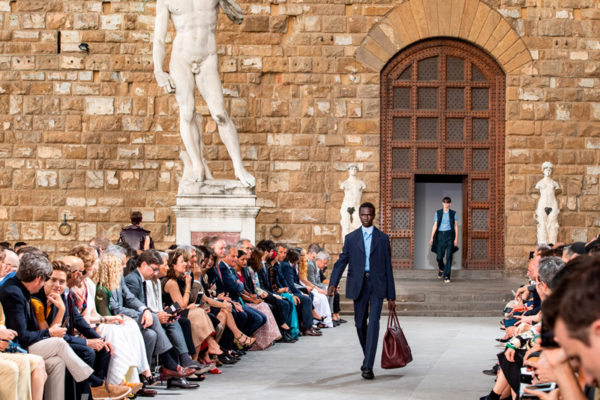 ferragamo pitti uomo homecoming