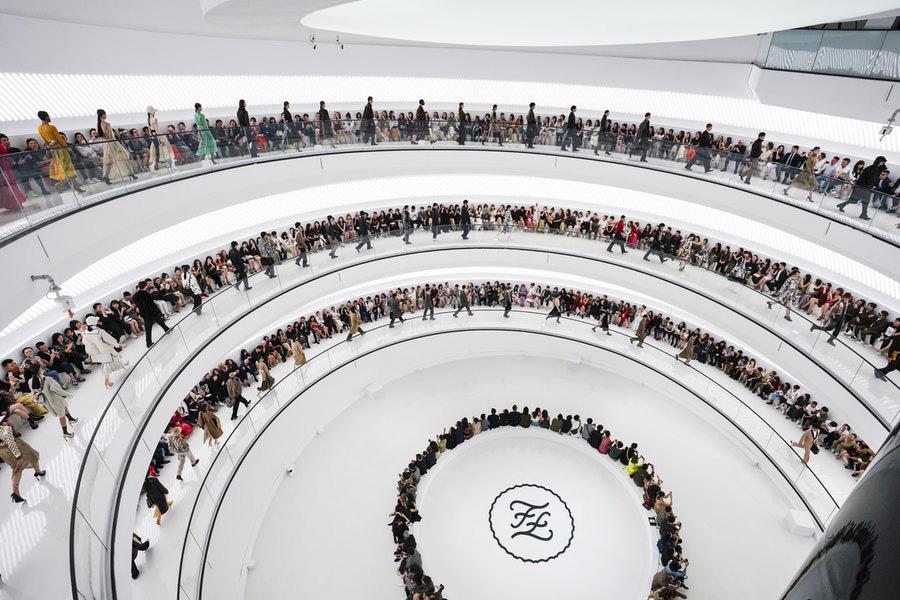 El Nuevo Mundo: Shanghai, Quinta Capital de la Moda