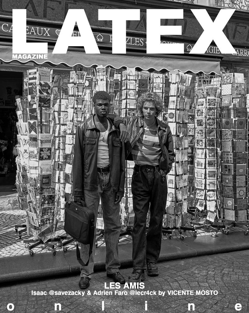 latex magazine