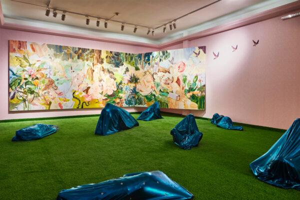 El jardín de las delicias: La utopía sexual de Wynnie Mynerva
