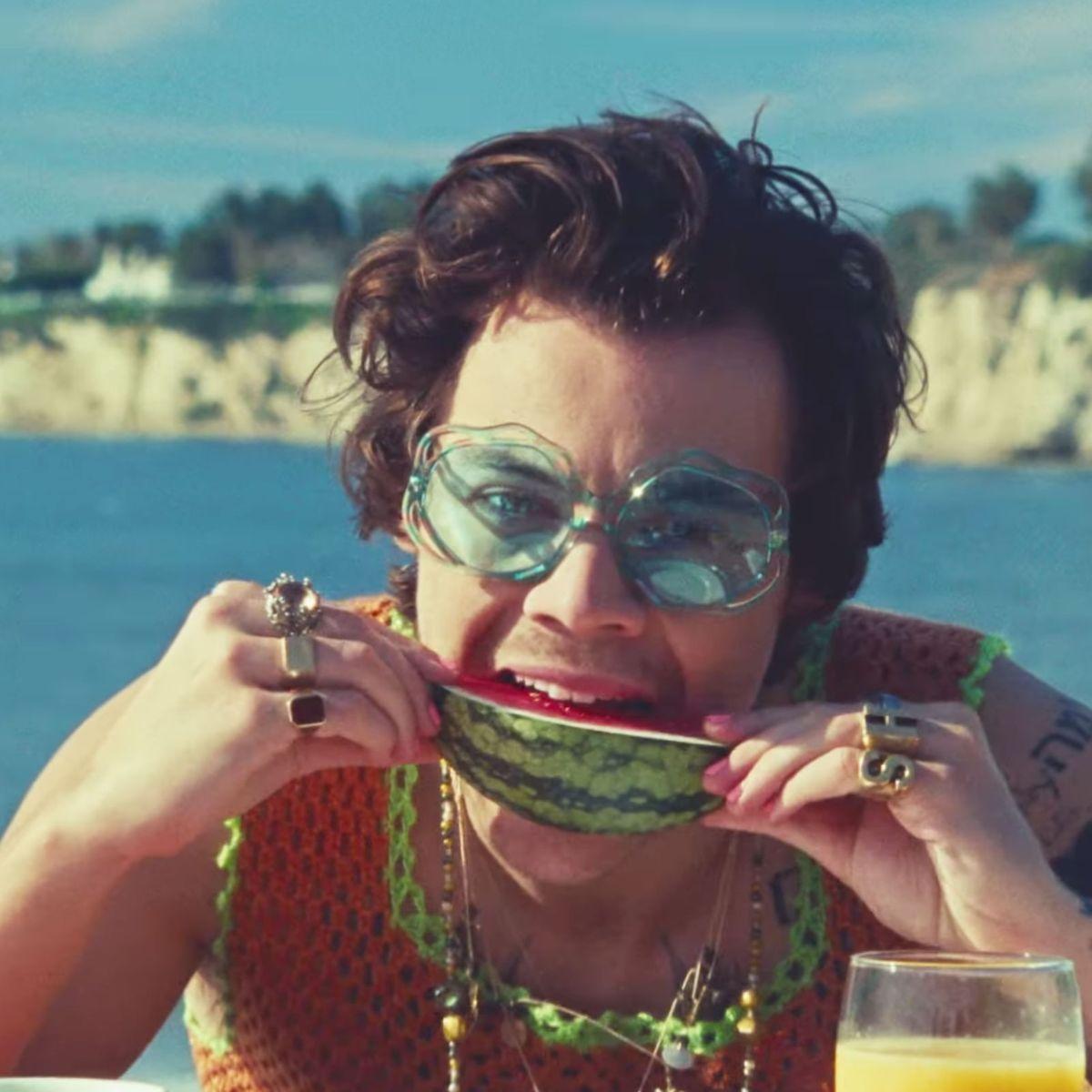 Watermelon Sugar: Estilo y placeres de Harry Styles