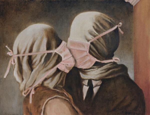 'Second smile' es la exposición virtual de obras surrealistas