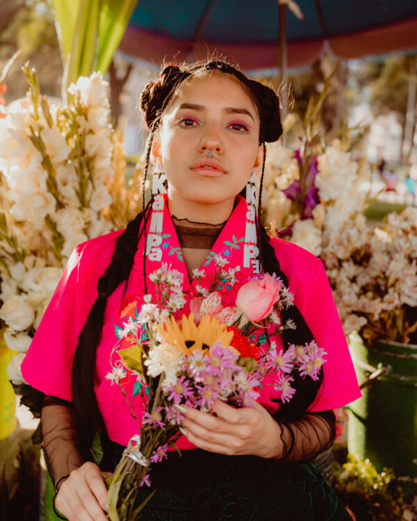 Renata Flores y la revolución del quechua en la industria musical