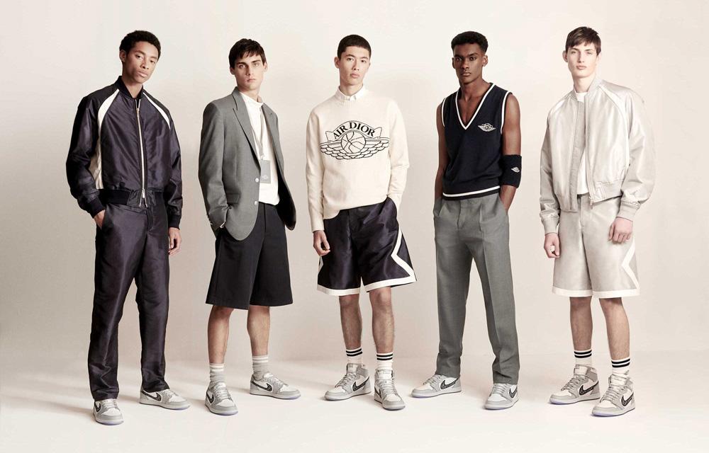 Air Jordan x Dior y su lanzamiento exclusivo en línea