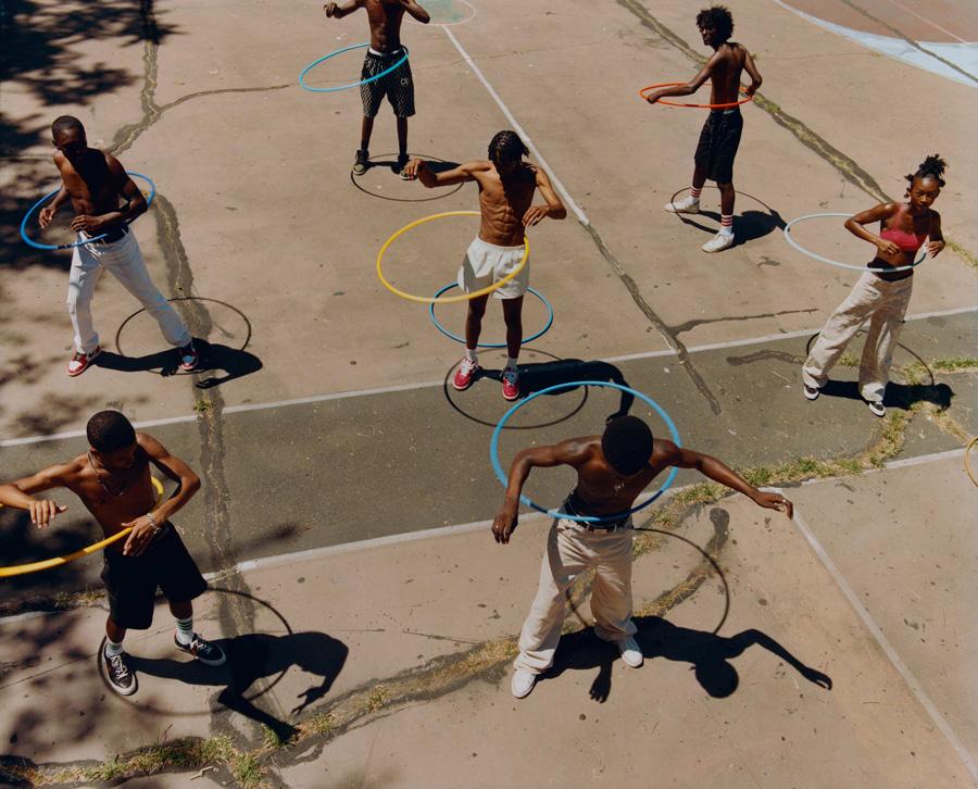 'I CAN MAKE YOU FEEL GOOD': La utopía negra negra de Tyler Mitchell