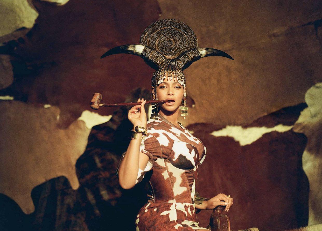 Black is King, el nuevo álbum visual de Beyoncé