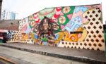 Lima participa de Converse City Forests con un mural que purifica el aire y celebra nuestra identidad