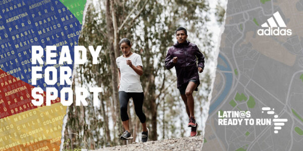 Latin@s ready to run adidas peru