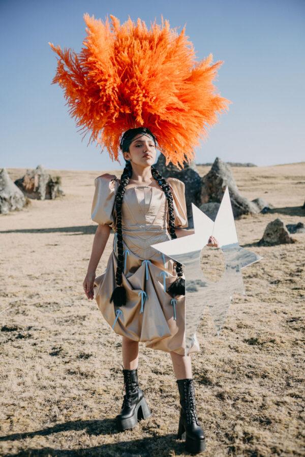 Conoce a la guerrera inca Chañan Cori Coca a través del nuevo single y videoclip de Renata Flores