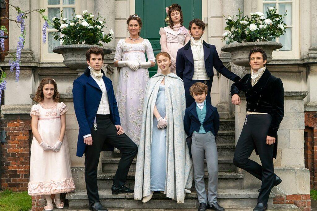 ¿BRIDGERTON es la nueva Gossip Girl en clave Jane Austen?