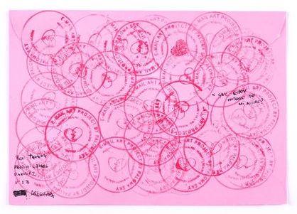 PALOMA SKY y su arte correo como elemento de sanación