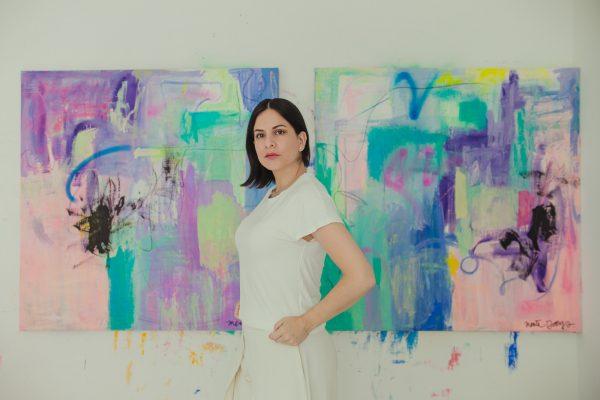 Un soplo de viento fresco: Pamela Díaz Escalante concreta su transformación como MENTA DAYS a través de su nueva exposición virtual