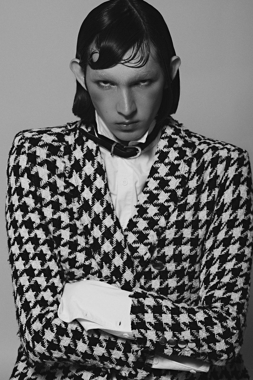 Fashion editorial x Paolo Rally