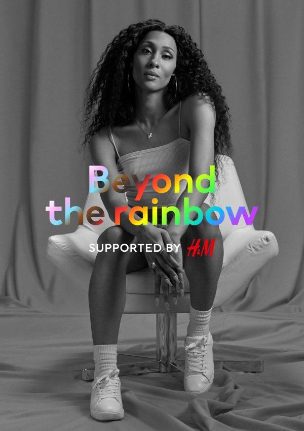 H&M va más allá del arcoíris con una emotiva campaña de Orgullo impulsada por la tecnología