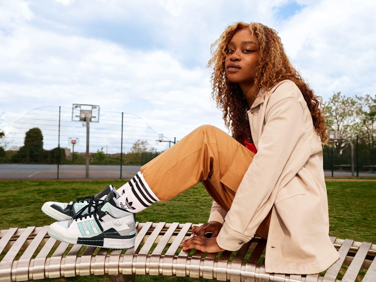 Adidas Originals lanza la nueva colección Forum en homenaje a los líderes del futuro