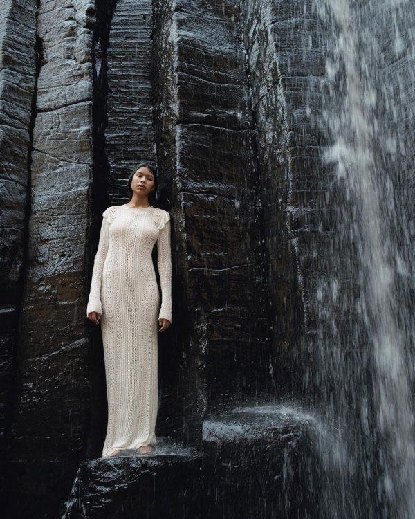 La mexicana Andi Silva Venegas es el rostro de la primera campaña de Gabriela Hearst para Chloé